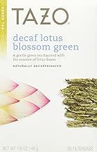 lotus green tea pack