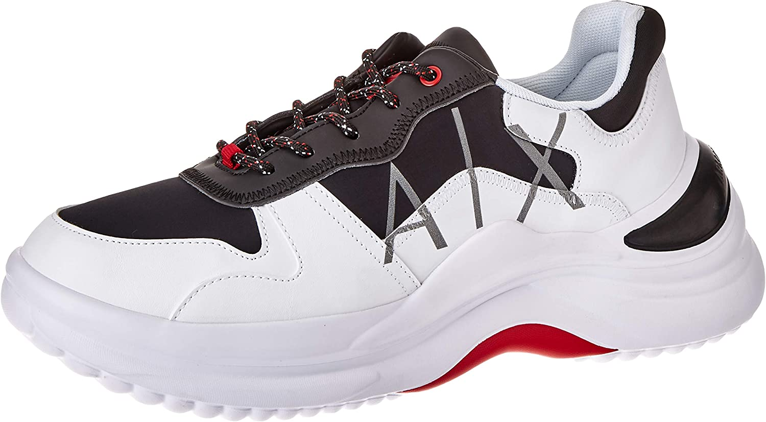 Armani New product! New type Exchange Men's Sneakers Max 53% OFF Low-Top