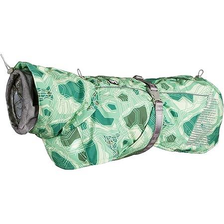 Hurtta Summit Parka Dog Winter Coat 20 in Green Camo