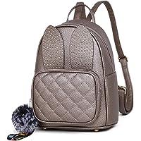 XB HANDBAG Girls Rabbit Ear Cute Mini Leather Shoulder Bag