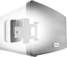 Vogel's Speaker Wall Mount for SONOS Play - SOUND 4203 W for Play 3, White (single mount)