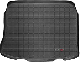 WeatherTech Custom Fit Cargo Liners for Audi A3, Black