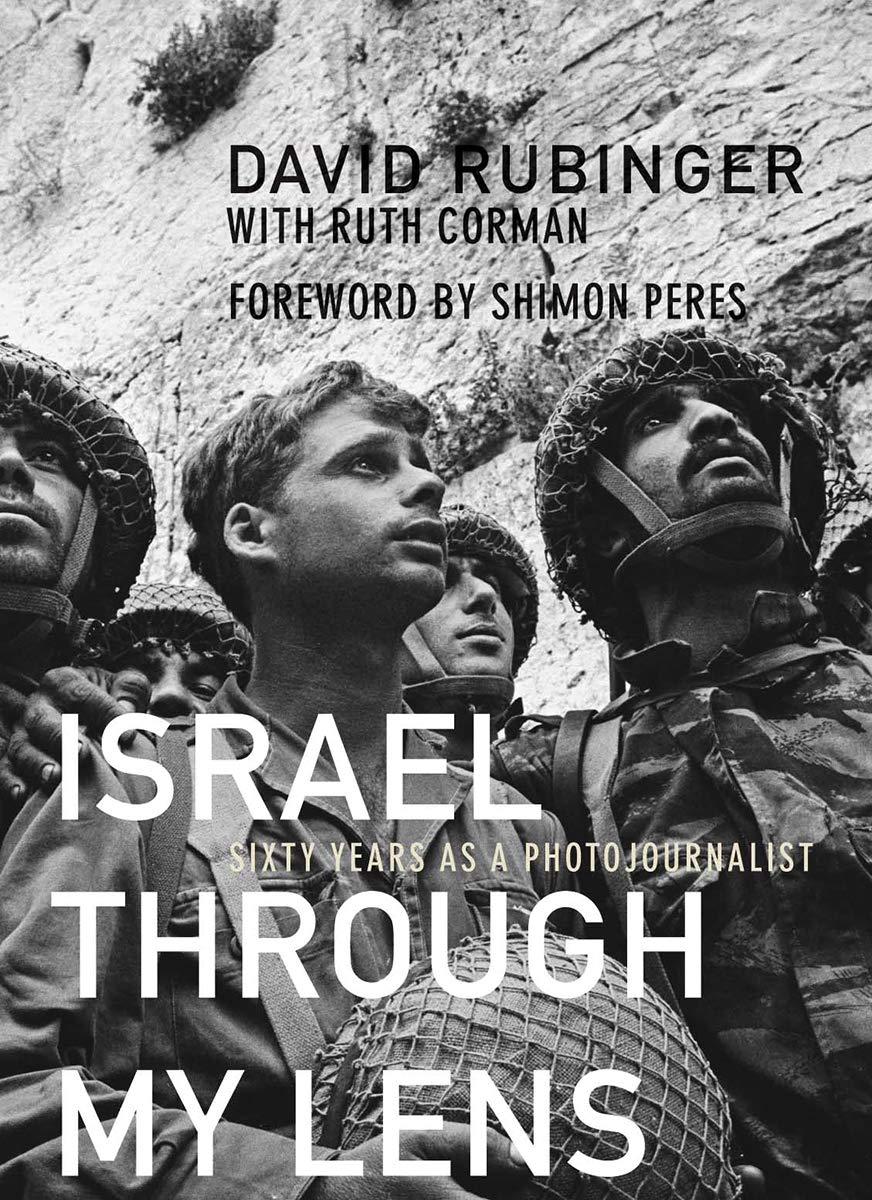 Image OfIsrael Through My Lens: Sixty Years As A Photojournalist