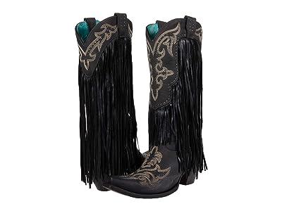 Corral Boots C3706 (Black) Women