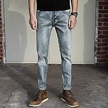 ShSnnwrl Comfortabele en zachte jeans voor jeans, vintage jeans, merk voor heren, jeans