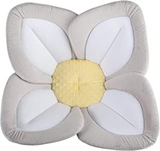 baby bath lotus flower