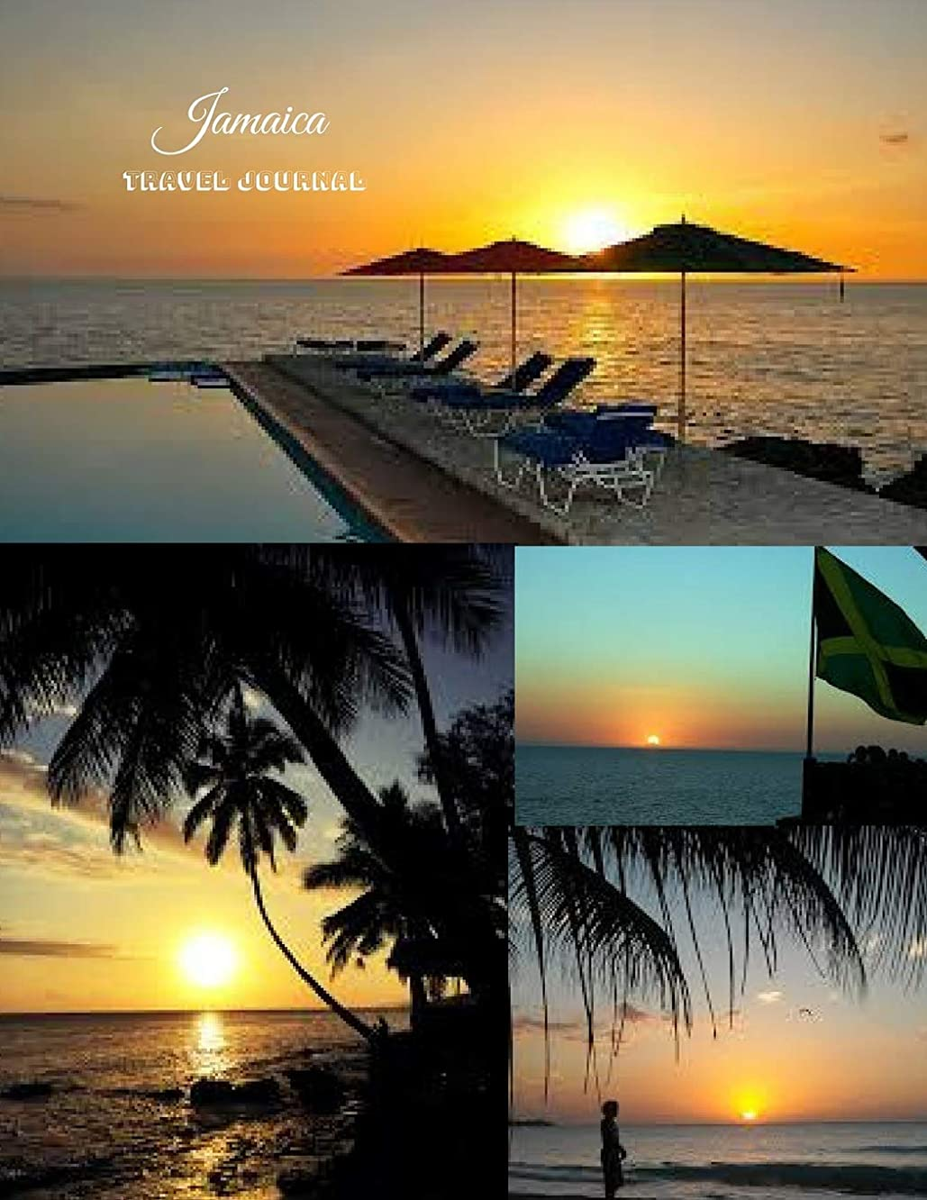 Jamaica Travel Journal: Document Your Trip Details and Memories