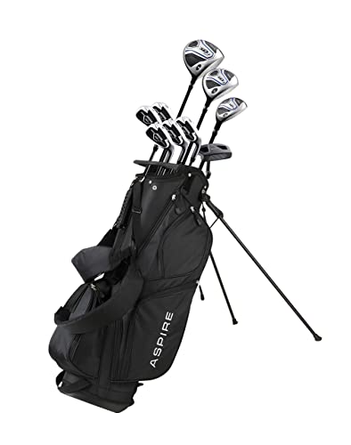 spire XD1 Men's Complete Golf Clubs Package Set