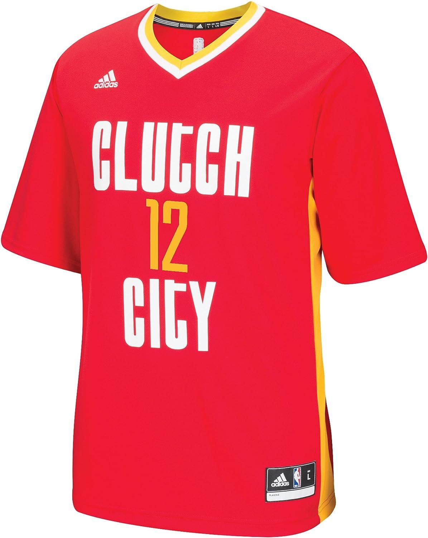 Amazon.com : adidas NBA Mens Short Sleeve Replica Jersey : Sports ...