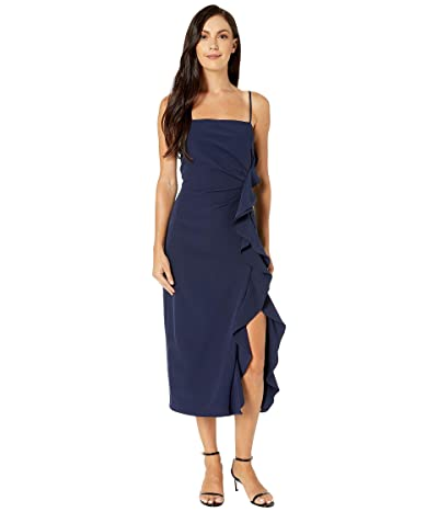 Bardot Rona Midi Dress (French Navy) Women