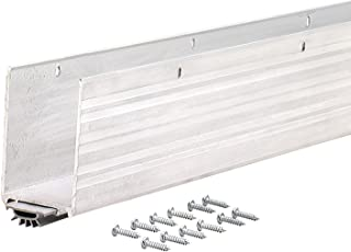 M-D Building Products 68593 1-3/4x36-Inch Aluminum Weatherstrip Door Bottom with Mill/Vinyl Finish