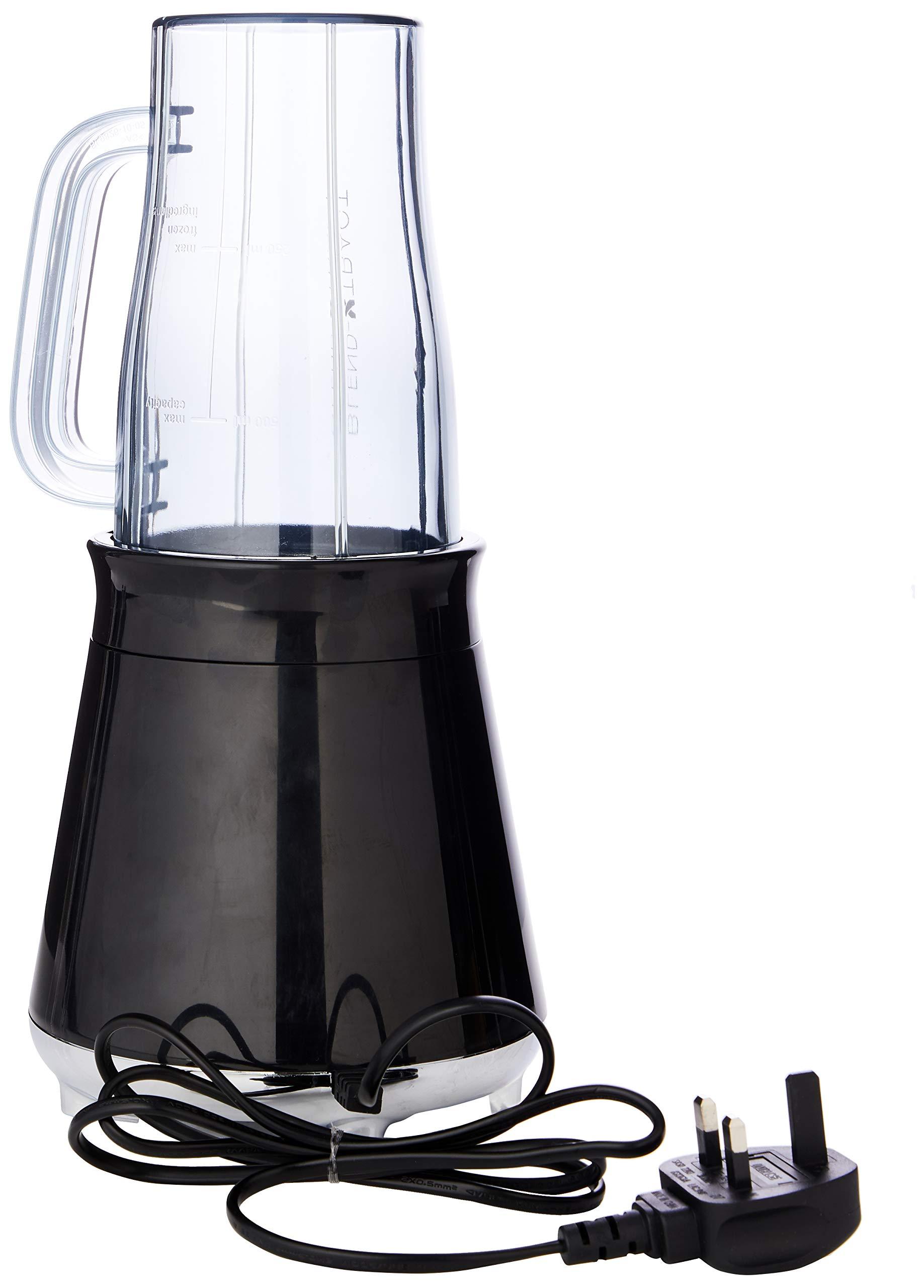 Kenwood SB056 - Licuadora multifunción, 1,5 l, 3000 W, color negro ...