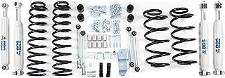 BDS 418H 97-02 TJ 3/3 Standard Spring Suspension Kit