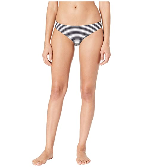 Tory Burch Swimwear Classic Stripe Hipster Bottoms