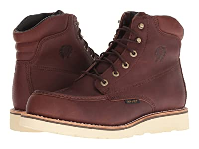 Chippewa 6 WP Moc Toe Lace-Up (Haystack) Men