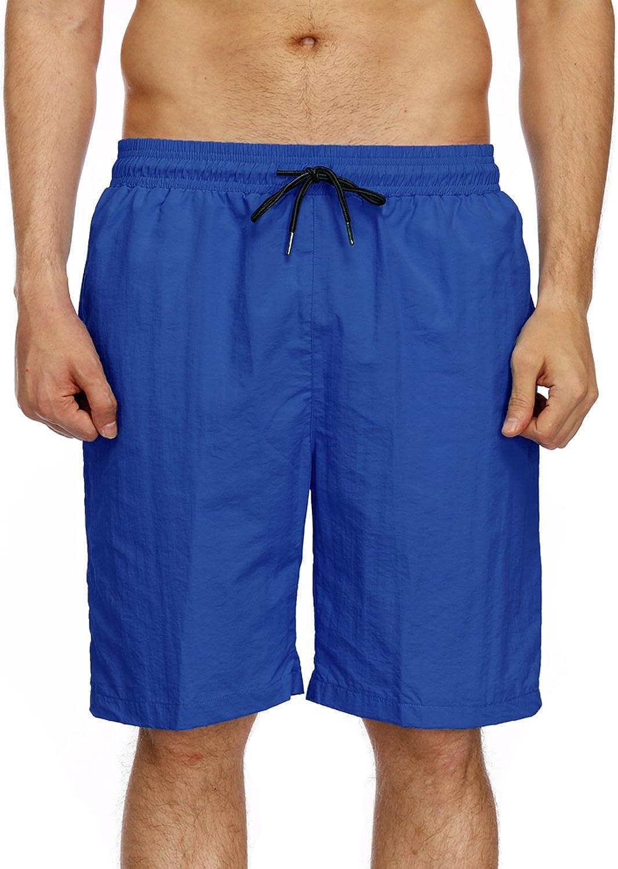 1fee27177d Kinlonsair Men's Sexy Swimwear Shorts Surf Swimsuit Board Board Board  Shorts Swim Trunks 5ae245