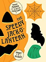 The Speedy Jack-O'-Lantern: Spooky Spirit in Seconds