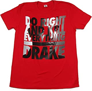 drake merch t shirt