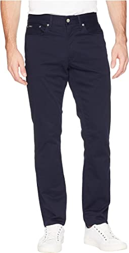 Cotton Stretch Sateen Prospect Pants