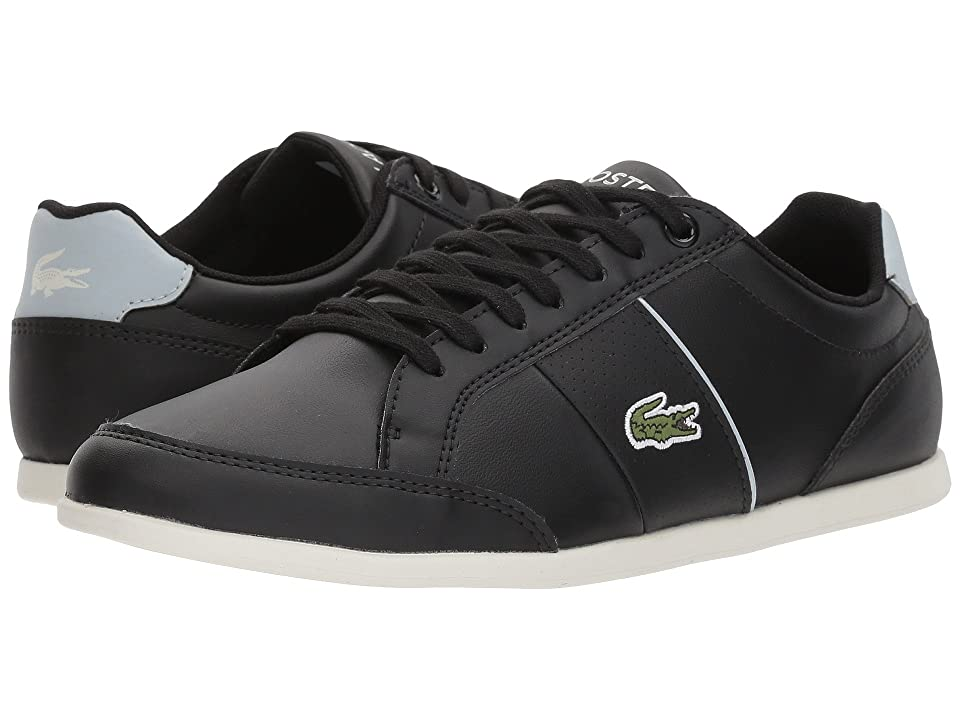 Lacoste Seforra (Black/Light Blue) Women