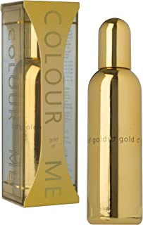 Colour me HOMME GOLD For Men From Milton Lloyd 90ML