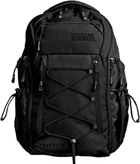 Tactical Concealed Carry Durable Backpack - Medium Freedom Bag for Every Day Use - American Rebel Inc.