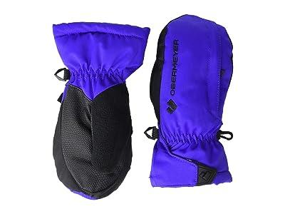 Obermeyer Kids Gauntlet Mitten (Little Kids/Big Kids) (Free Reign) Extreme Cold Weather Gloves