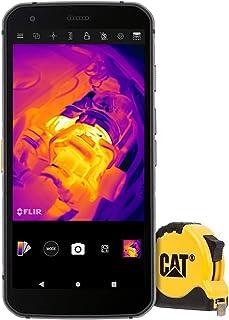 """Cat S62 Pro Rugged Outdoor con cámara térmica FLIR (Pantalla FHD+ de 5,7"""", 128 GB de Memoria, 6 GB de RAM, Dual-SIM, IP68,..."""