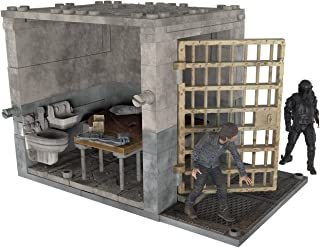 McFarlane Toys Construction Sets- The Walking Dead TV Lower Prison Cell Set