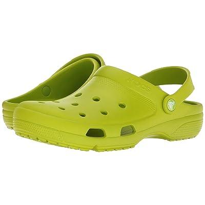 Crocs Coast Clog (Volt Green) Shoes