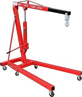 Cric Idraulico da Pavimento in Alluminio-Acciaio capacit/à di Sollevamento 2,5 T Bgs Technic PRO+