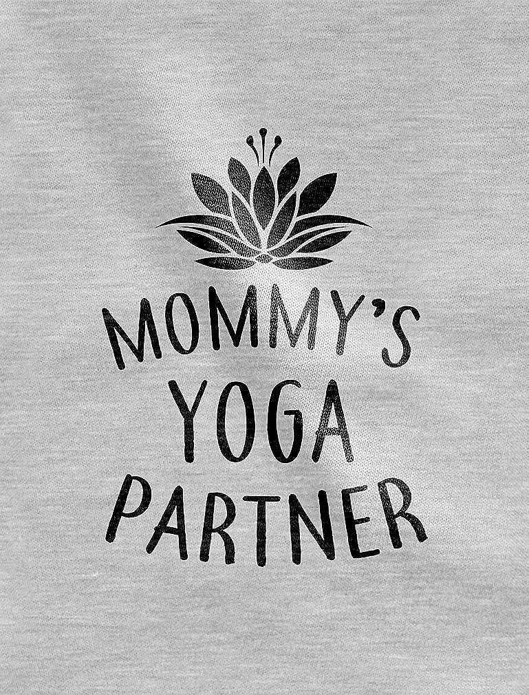 Ensemble de v/êtements de yoga pour maman et b/éb/é