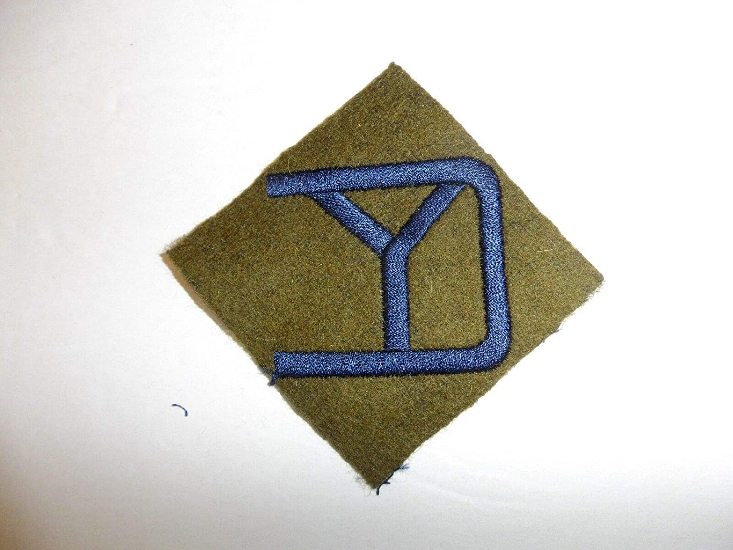 Vintage Reproduction b9810 US Army 26th Infantry Division Financial sales sale Outlet ☆ Free Shipping 1930's