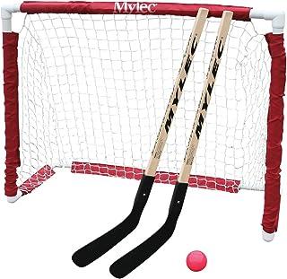 Mylec Jr. Hockey Goal Set, White (Renewed)
