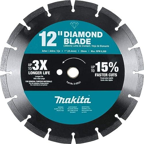 "2021 Makita E-02521 online 12"" 2021 Diamond Blade, Segmented, General Purpose online"