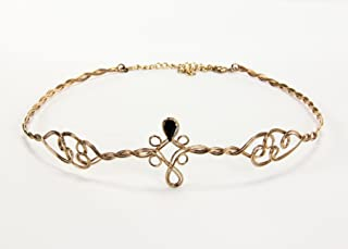 celtic circlet headpiece