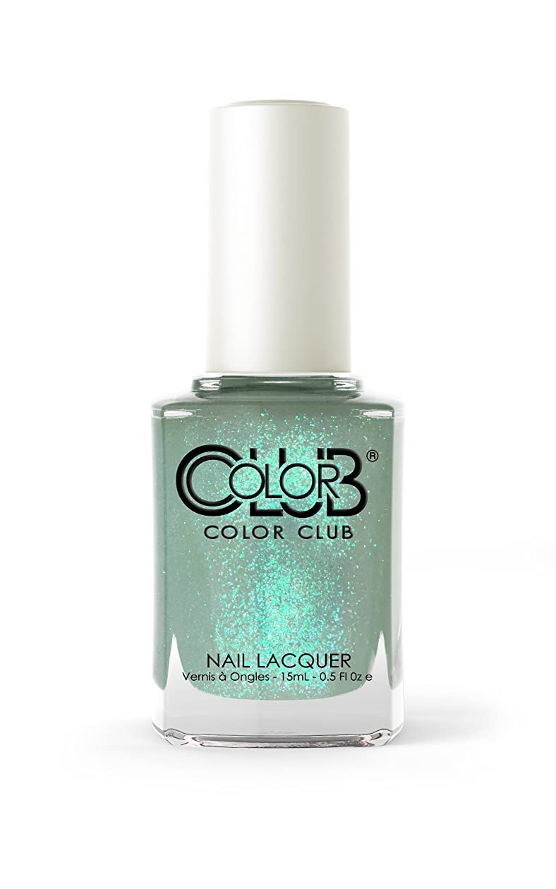 不承認ヘルパーレタッチColor Club Lacquer - Shine Shifter Collection Spring 2018 - On The Bright Side - 15 mL / 0.5 oz