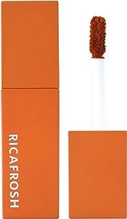 【公式】リカフロッシュ RICAFROSH  口紅 リップティント ジューシーリブティント 落ちない マスク つかない 4.5g (オランジェット)