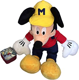 School Time Mickey Mouse Plush