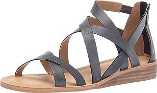 Best lucky brand black sandals Reviews
