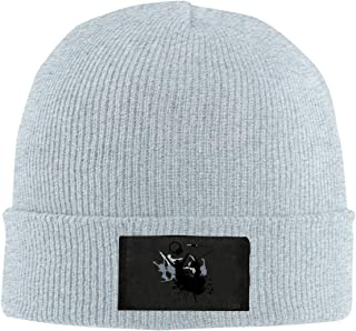 Musical Spree Mens Winter Slouchy Warm Knit Hats Unique Watch Hat Wool Baggy Skull Cap