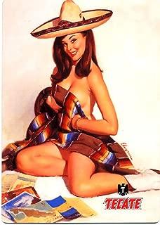 tecate beer girls