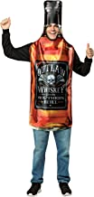 Rasta Imposta Men's Get Real Whiskey Bottle