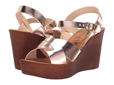 Seychelles Provision (Rose Gold Leather) Women