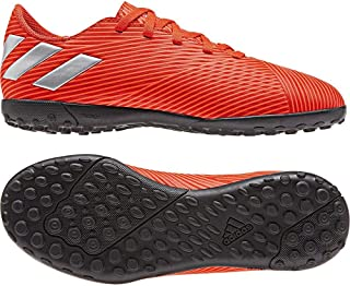 adidas Boys Football Shoes Turf Futsal Nemeziz Tango 19.4 Messi Boots Kid