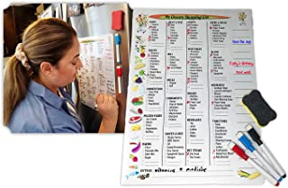 talking grocery list