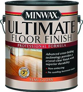 Mejor Minwax Semi Gloss