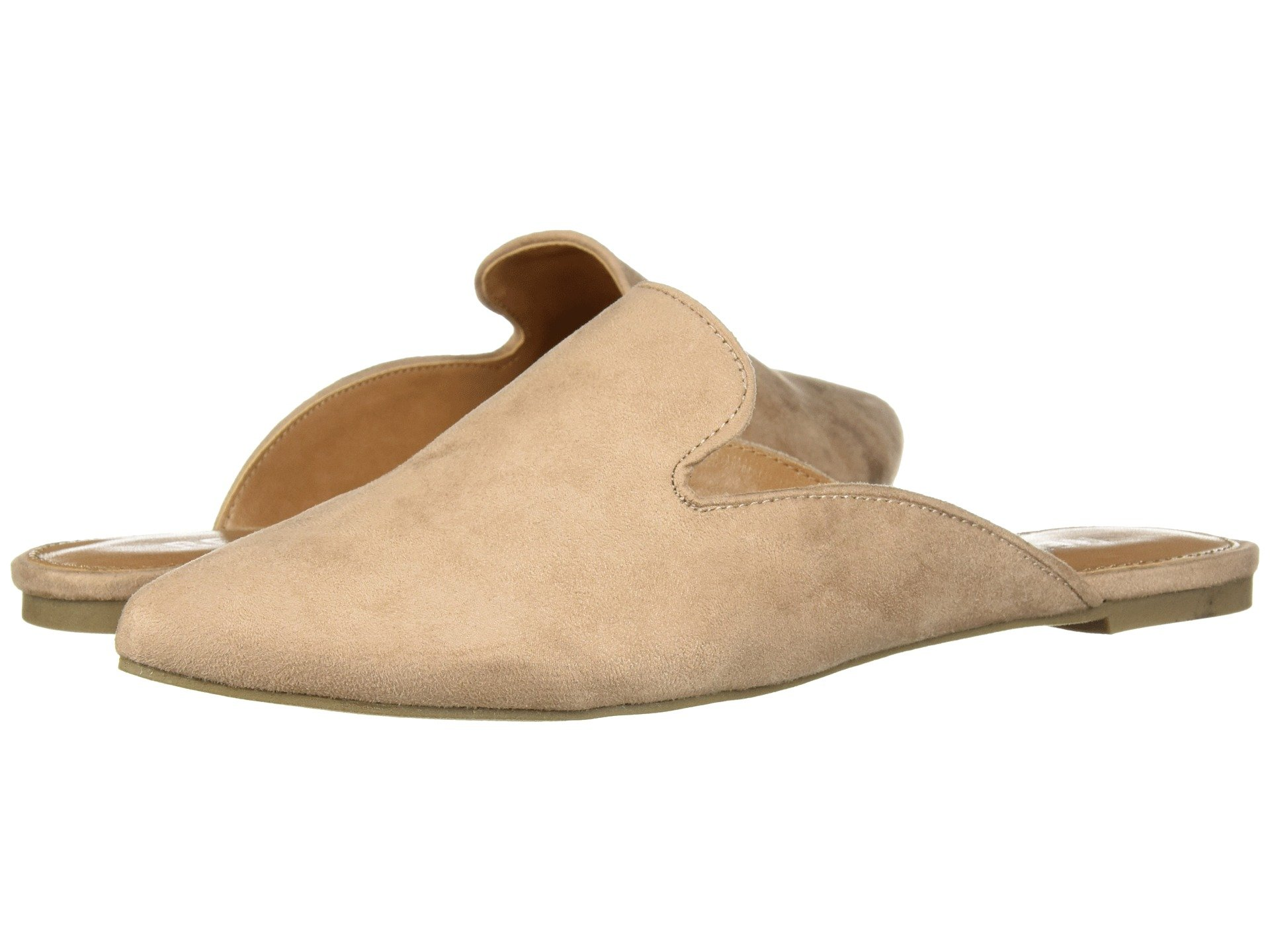 Report Bridget Transition your look from work work work to play in these sleek Report Bridget loafer mules 22507c