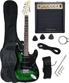 Best eleca electric guitar Reviews
