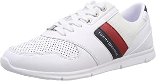Tommy Hilfiger Lightweight Leather Women's Sneakers